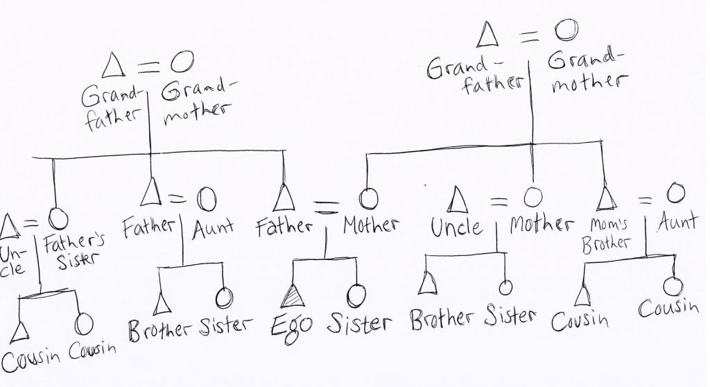 The Iroquois Kinship System  U2013 Out Of Babel