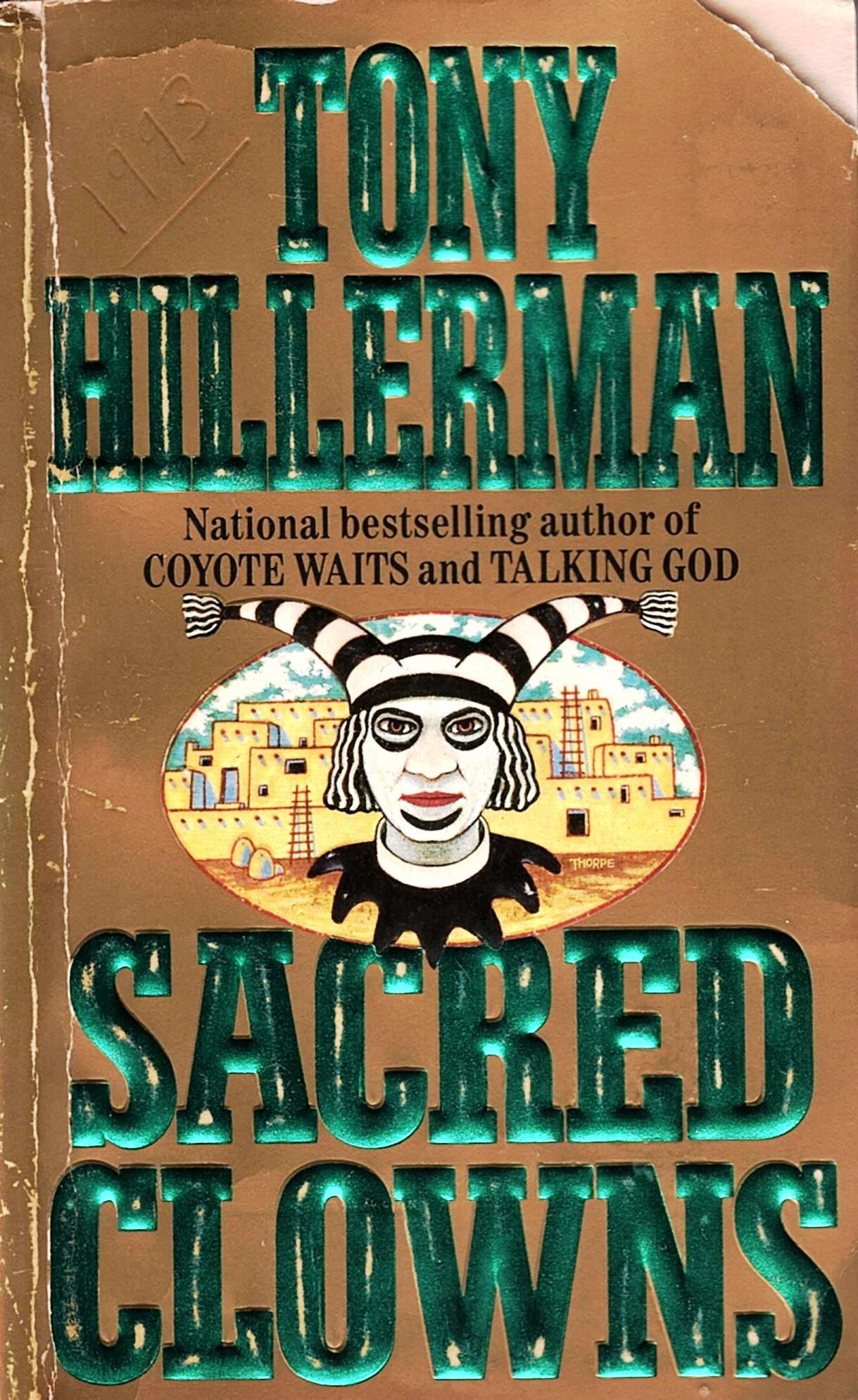 Sacred Clowns book
